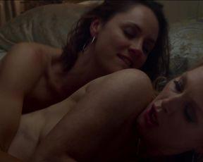 Celebs Julianne Moore, Olivia Williams, Sarah Gadon, Jennifer Gibson  - Maps to the Stars (2014)