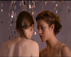 Celebrity Lesbian Video - Julija Steponaityte, Aiste Dirziute - Sangailes vasara (2015)