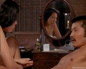 Explicit sex scene Eiko Matsuda - The Realm of the Senses (1976) Adult video from the movie