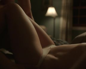 Actress Jessica Biel - The Sinner S01 E02 (2017) Nudity and Sex in TV Show