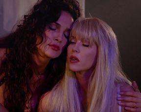 Celebrity Lesbian Video - Julie Strai, Rochelle Swanson, Kristi Ducati - Sorceress (1994)