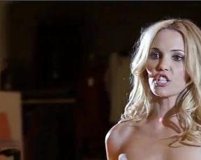 Naked scene Leslie Bibb - SALEM ROGERS s01e01 TV show nudity video