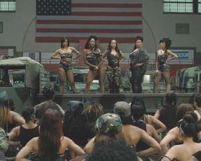 Celebs Chantley Lorraine Ward, Teyonah Parris - Chi-Raq (2015) HD (Sex, Nude, Oral)