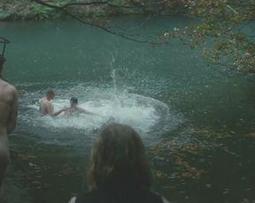 Hannah Murray, Elinor Crawley nude - Bridgend (2015)
