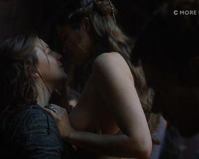 TV show scene Ella Hughes, Heidi Romanova - Game of Thrones S06E07 (2016) Full HD 1080 (Nude)