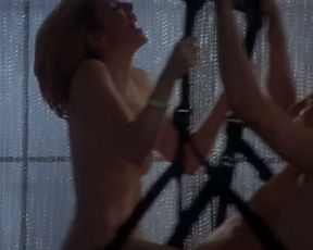 Actress Kim Cattrall - Sex and the City s03e11 (2000) Nudity and Sex in TV Show