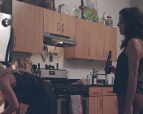 Celebrity Lesbian Video - Briana Evigan, Kerry Norton - ToY (2015) Full HD 1080 (Sex, Nude, Bush)01