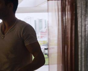 Actress Erendira Ibarra, Freema Agyeman, Jamie Clayton - Sense8 s01e07-10 (2015) Nudity and Sex in TV Show