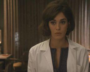 TV show scene Lizzy Caplan, Rachelle Dimaria  nude - Masters of Sex S04 E01-03 (2016)