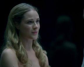 Actress Evan Rachel Wood, Thandie Newton - Westworld S01E05 (2016) HD 720 (Sex, Nude, Bush) Nudity and Sex in TV Show
