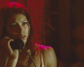 Jessica Biel, Danvy Pham nude - Powder Blue (2009)