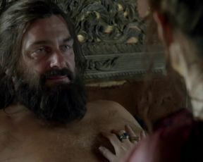Actress Hannah New, Sylvaine Strike - Black Sails S03E06-07 (2016) Nudity and Sex in TV Show