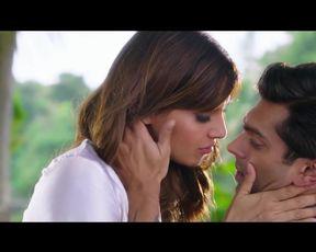 Sexy Bipasha Basu - Hot Kissing Scene TV show scenes