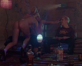 Naked scene Cumelen Sanz nude - El Marginal s03e04-05 (2019) TV show nudity video