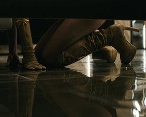 TV show scene Erin Moriarty, Elisabeth Shue nude - The Boys s01e08 (2019)