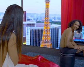 Sexy Nasanin Nuri nude - Forbidden Power (2018) TV show scenes