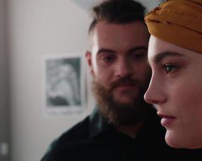 Actress Charlotte Allard, Marie Almosnino nude - Je suis une photo de nous (2019)