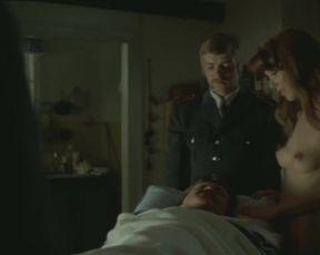 Explicit sex scene Anne Bie Warburg, Annie Birgit Garde nude - Sømænd på sengekanten (1976) Adult video from the movie