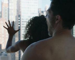 TV show scene Chelsea Watts, Whitney Benjamin naked - Power s05e02 (2018)