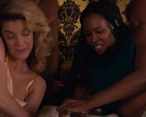Actress Betty Gilpin, Sydelle Noel nude - Glow s03e04 (2019) Nudity and Sex in TV Show