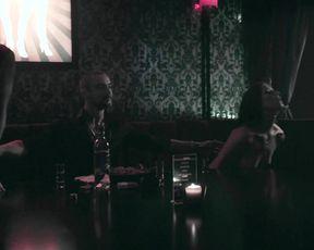 TV show scene Leslie Lluvet nude - Ice s01e02 (2019)