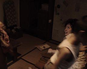 Naked scene Ruri Shinato, Umi Todo nude - The Naked Director s01e01 (2019) TV show nudity video