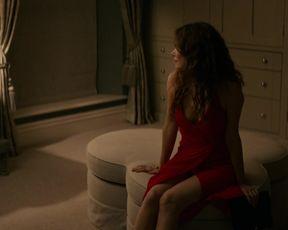 TV show scene Anna Friel nude - Deep Water s01e01 (2019)