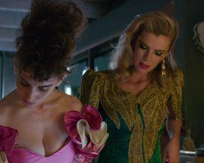 TV show scene Alison Brie, Kate Nash nude - Glow s03e08-10 (2019)