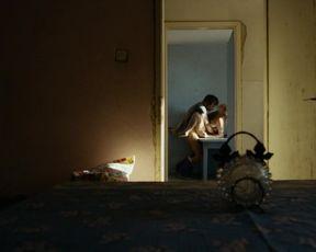 Tihana Lazovic, Lukrecija Tudor nude - Zvizdan (2015)