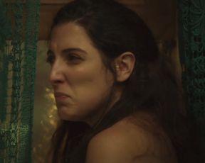 TV show scene Clarice Falcao nude - Shippados s01e01-06 (2019)