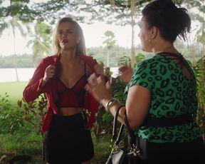 TV show scene Jade Albany Pietrantonio nude - The Naked Director s01e06 (2019)