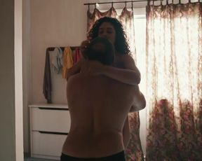 TV show scene Karen Motta nude - Sob Pressao s02e08 (2018)