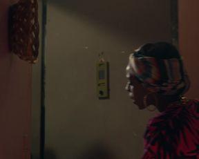 TV show scene Zolee Griggs nude - Tang An American Saga s01e01 (2019)