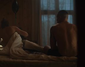 Actress Agata Muceniece nude - V kletke s01e03 (2019) Nudity and Sex in TV Show