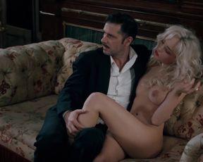 Actress Galatea Bellugi, Isabelle Huppert nude - Une jeunesse doree (2019)