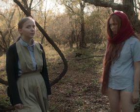 Sexy Pollyanna McIntosh nude, Lauryn Canny nude - Darlin (2019)