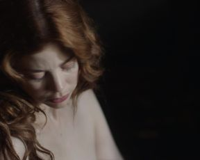 Naked scene Charlotte Hope – The Spanish Princess s01e08 (2019) TV show nudity video
