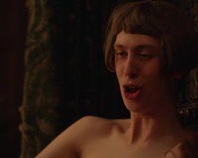 Naked scene Charlotte Hope nude - The Spanish Princess s01e02 (2019) TV show nudity video