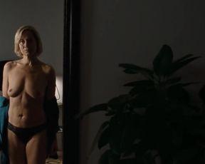 Actress Trine Dyrholm nude - Dronningen (2019)