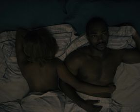 Naked scene Nicole Beharie nude - Black Mirror s05e01 (2019) TV show nudity video