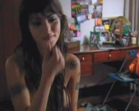 Explicit sex scene Melania Urbina, Milene Vasquez nude, Angie Jibaja nude - Manana Te Cuento (2005) Adult video from the movie
