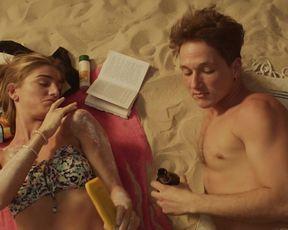 Naked scene Nino Ninidze nude - In a Bed s01e01-09(2018) TV show nudity video