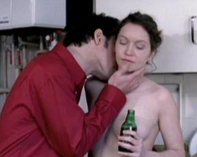 Naked scenes Lei Dinety - En ton absence (2004)