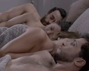 Actress Gabriella Vergani, Gabriela Cerquiera, Carolina Borelli nude - O Negocio s04e11 (2018) Nudity and Sex in TV Show