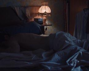 TV show scene Marina Hands nude - Zone Blanche s02e03-05 (2019)