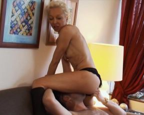 Explicit sex scene Adalina Perron nude - Histoires de sexe(s) (2009) Adult video from the movie