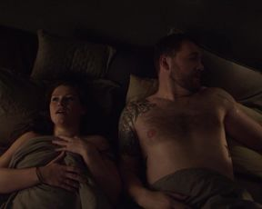 Naked scene Varvara Shmykova nude - V posteli s01e01 (2018) TV show nudity video