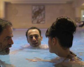 Simonetta Columbu nude  - Io sono Tempesta (2018)