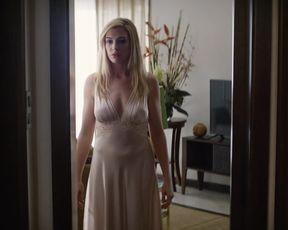 Naked scenes Anne Hathaway, Diane Lane nude - Serenity (2019)