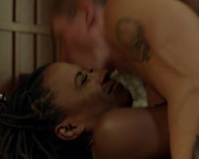 Naked scene Shanola Hampton nude - Shameless s09e13 (2019) TV show nudity video